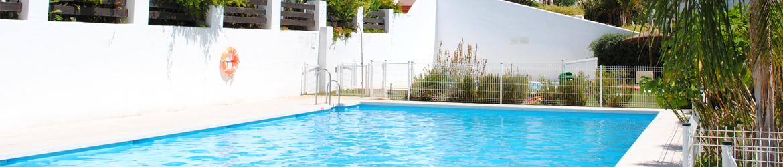 piscinas comunitarias